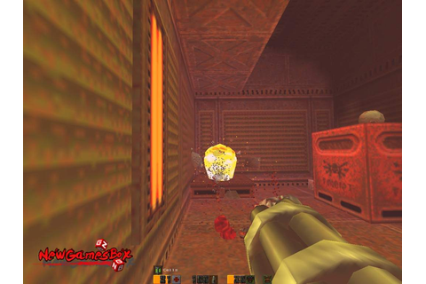 Quake II: Quad Damage PC Game Free Download « New Games ...