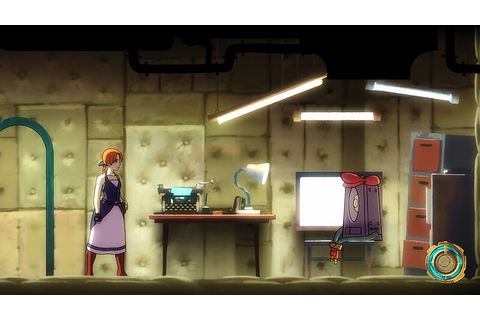 Forgotton Anne - Game Sinematik dari Square Enix Collective