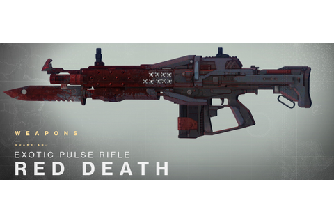 Red Death Exotic Review v.2