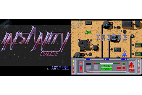 Insanity Fight : Hall Of Light – The database of Amiga games