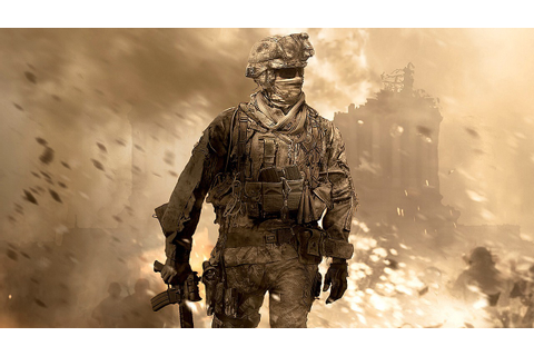 Call of Duty: Modern Warfare 2 Remastered listing appears ...