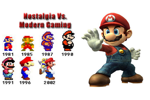 Nostalgia Vs. Modern Gaming - Cheat Code Central