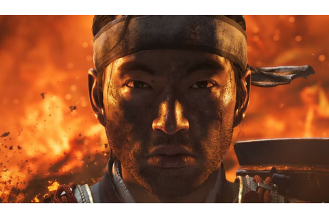 Samurai Action Game 'Ghost of Tsushima' Announced With ...