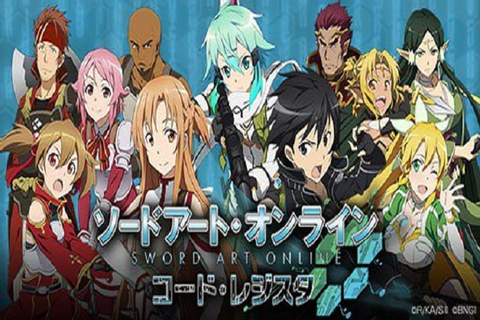 Sword Art Online: Code Register – Event angekündigt