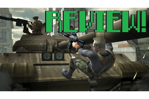 Mercenaries: Playground of Destruction - Gaming Review ...