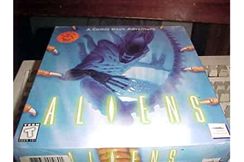 Amazon.com: Aliens: A Comic Book Adventure: Video Games
