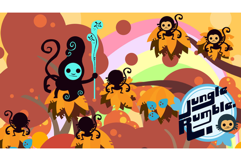 Jungle Rumble: Freedom, Happiness and Bananas Makes its ...