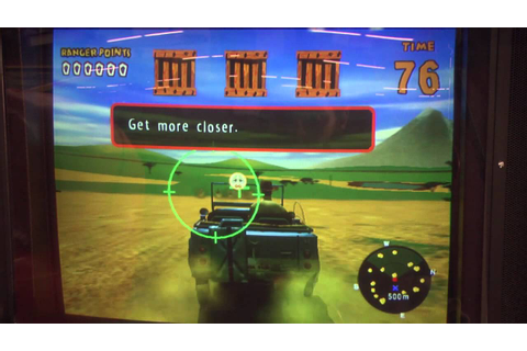 Jambo Safari - Video Arcade Driving - Arcade Play ...