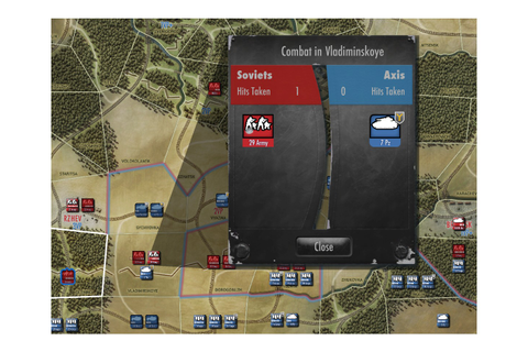 Drive on Moscow PC Game Review - A Wargamers Needful Things