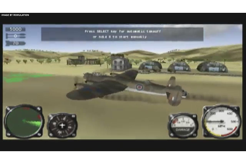 Air Conflicts - Aces of World War II (USA) PSP ...