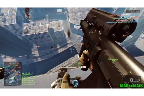Battlefield 4 XM25 AIRBURST montage - YouTube