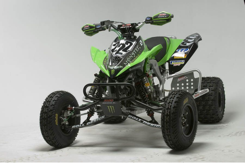 Kawasaki KFX 450 R | Racing gear, Atv quads, Go kart racing