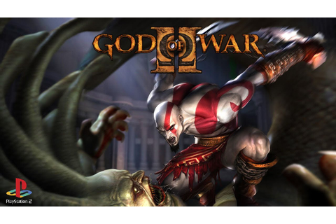 PS2 GOD OF WAR 2 Walkthrough - Complete Game - YouTube
