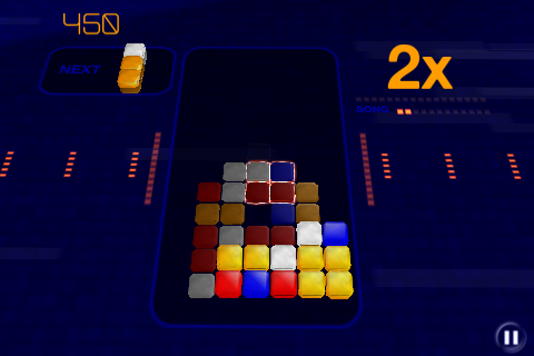 Groovin' Blocks für iPhone von Zoo Games | Macnotes.de