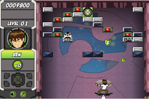 Ben 10 - Blockade Blitz Game Free Download - Top Full ...