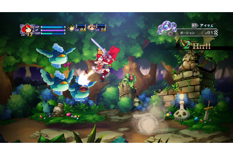 Battle Princess Of Arcadia details and media | RPG Site
