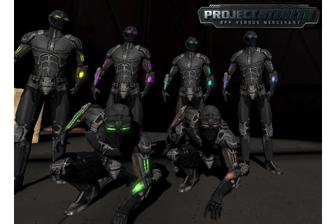 Spy personalization image - Project Stealth - Indie DB