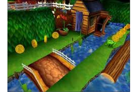 Download Frogger 2: Swampy's Revenge Full Version - Game ...