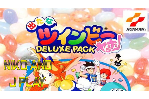 Detana Twinbee Yahoo! Deluxe Pack (PS1 Import) - Niko and ...