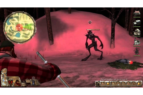 Let's Play - Sang-Froid: Tales of Werewolves - 20 - Night ...