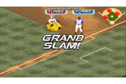 GBA GameZ Episode 3: MLB Slugfest 20-04 - YouTube