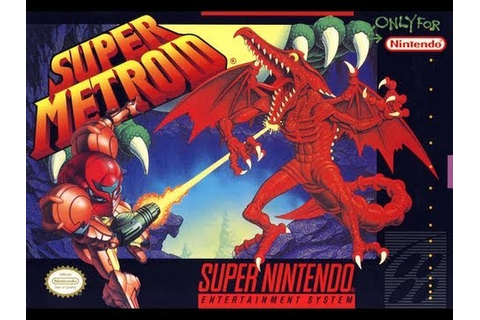 Super Metroid Video Walkthrough - YouTube