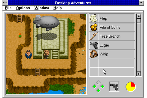 Download Indiana Jones and his Desktop Adventures (Windows ...