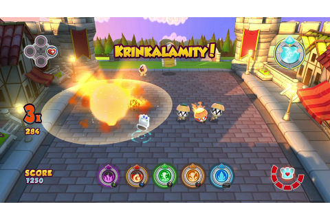 Download Krinkle Krusher Full PC Game