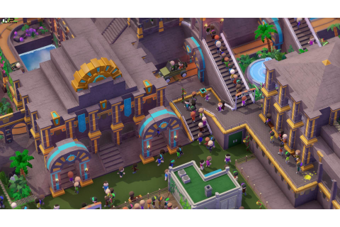 Parkitect Taste of Adventure PC Game Free Download