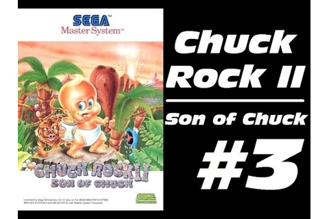 Chuck Rock II (Son of Chuck) - Episódio 3 - Coroca - YouTube