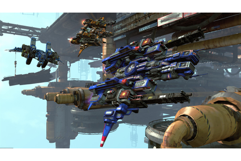 Strike Vector EX Runs At 1080P On PS4 & 900P On XB1, Both ...
