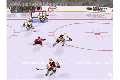 NHL FaceOff '99 - Sony Playstation - Games Database