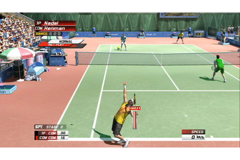 Free Download Game PC Virtual Tennis 4 Full Version ...