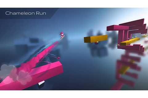 Platform Game Chameleon Run Launching Next Month On The ...