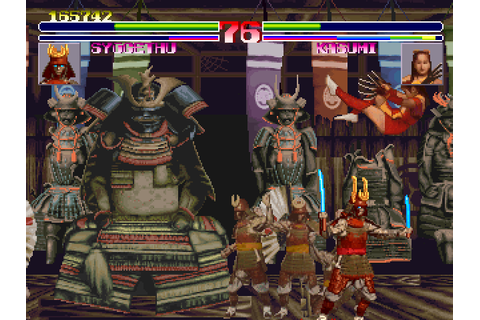 Super Adventures in Gaming: Blood Warrior (Arcade)