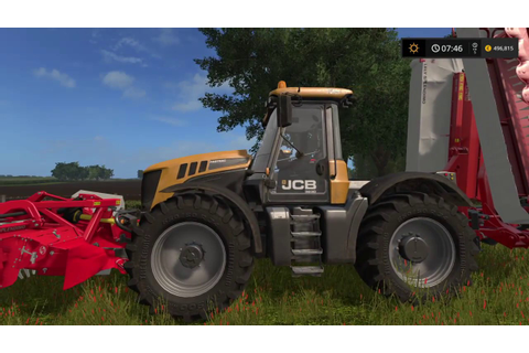 Farming Simulator 17 PS4| Best tractors in the game? - YouTube