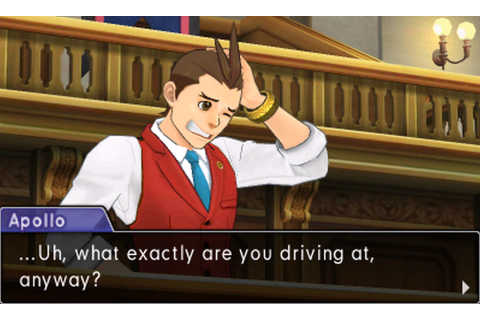 Phoenix Wright: Ace Attorney: Spirit of Justice Review ...