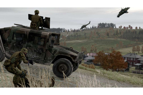 Buy ArmA 2 Combined Operations PC Game | Steam Download