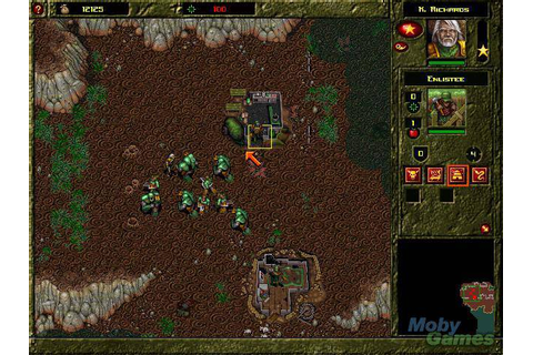 War Wind II: Human Onslaught (Windows) - My Abandonware
