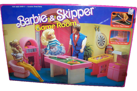 Pop Rewind — Obsession of the Day: Barbie TV/Game-Related ...
