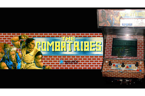 The Combatribes Arcade (1990) Playthrough! - YouTube