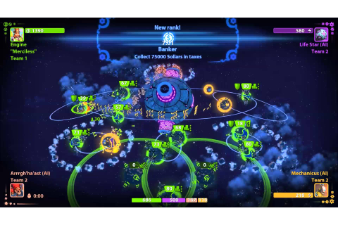 Planets Under Attack Steam PC