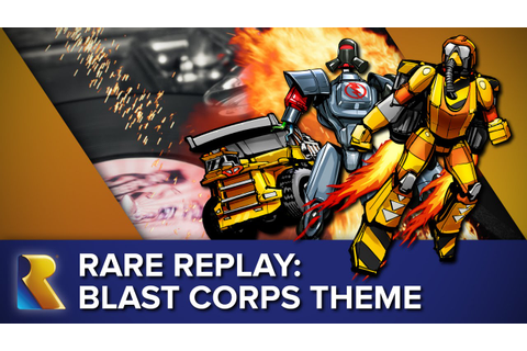Rare Replay Stage Theme - Blast Corps - YouTube