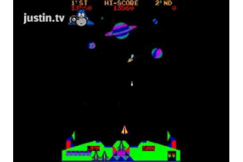 Satan of Saturn 1981 SNK Mame Retro Arcade Games | Doovi
