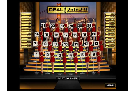 Deal or No Deal | GameHouse