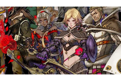 Terra Battle, the mobile game from the creator of Final ...