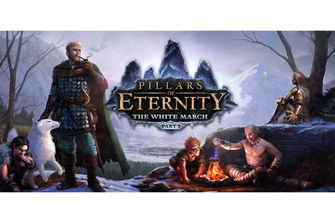 Pillars of Eternity - The White March: Part I [Steam CD ...