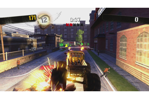 Stuntman: Ignition Screenshots for Xbox 360 - MobyGames