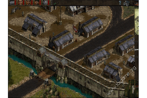Commandos: Behind Enemy Lines - Download Free Full Games | Strategy ...