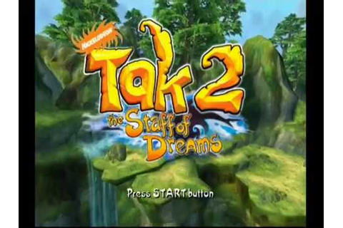 "[Xbox] Introduction du jeu ""Tak 2 : Le Sceptre des Reves ..."